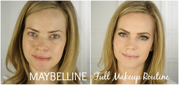 Maybelline Makeup Routine 3 Full Makeup Routine with Maybelline Cosmetics