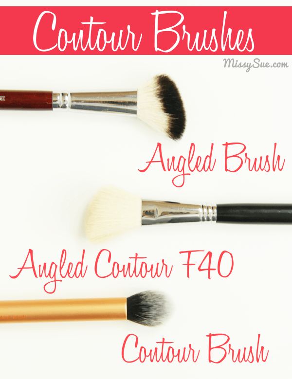 Contour Brushes 2 Favorite Makeup Brushes