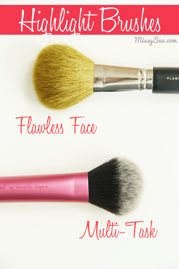 Highlight Brushes 2 Favorite Makeup Brushes