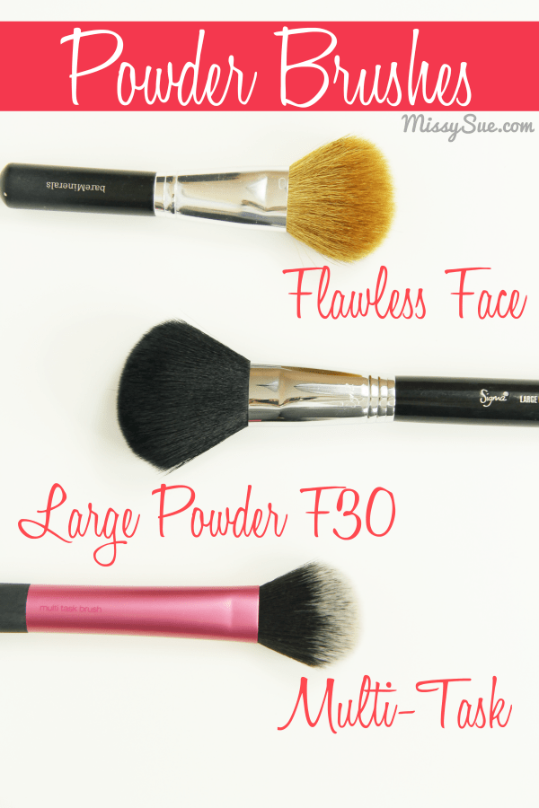 Powder Brushes 2 Favorite Makeup Brushes