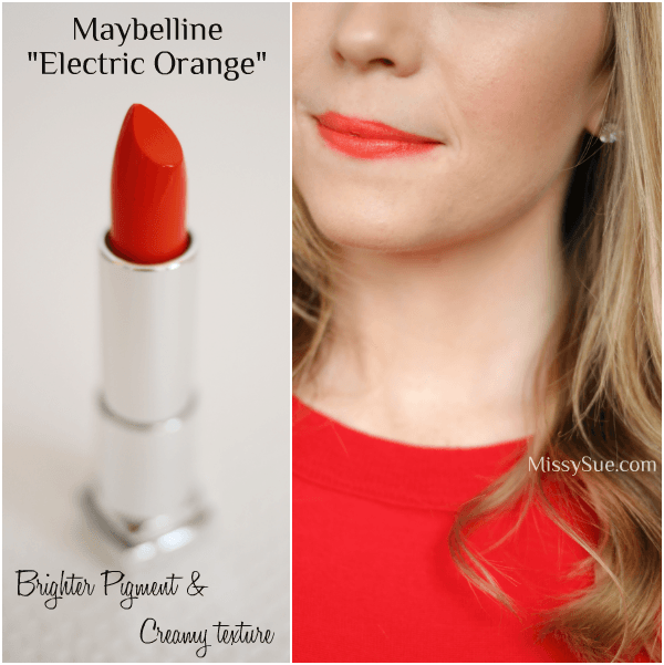 Maybelline Electric Orange Lipstick Price Maybelline-electric-orange