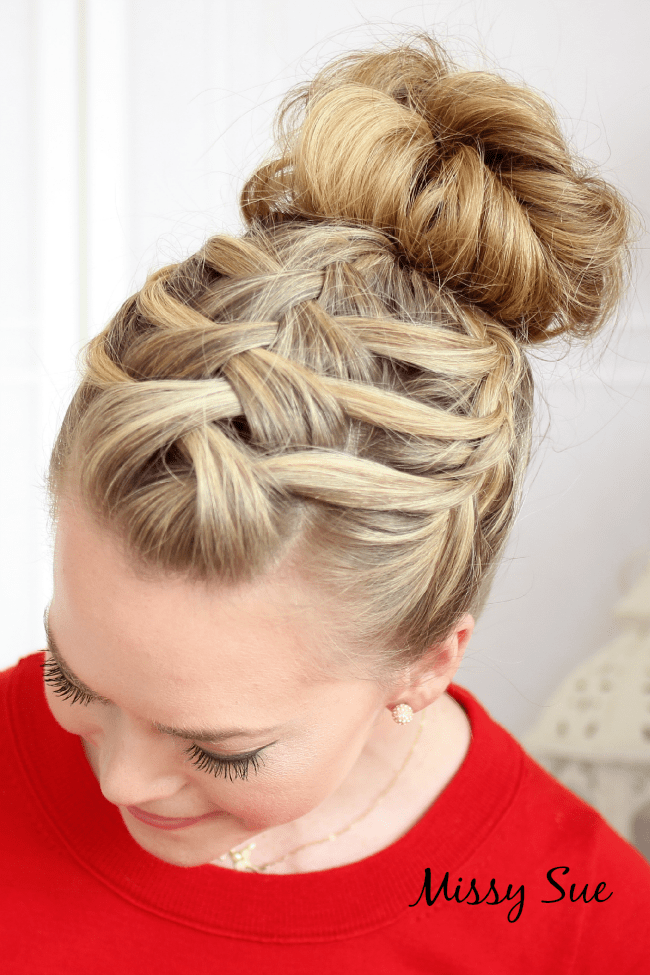 braid-7-triple-french-braid-double-waterfall-missysue-blog