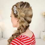 Braid 6-Mermaid Side Dutch Braid