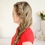 Braid 9-Mermaid Style Fishtail French Braid