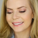 Bronzed Peach Makeup