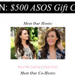 $500 ASOS Giveaway