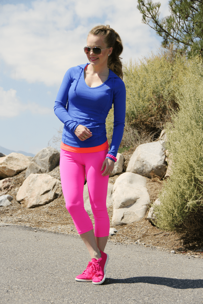 lorna jane lily 78 tight pants Lorna Jane Activewear