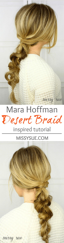 mara hoffman inspired desert braid tutorial missy sue Mara Hoffman Desert Braid Tutorial