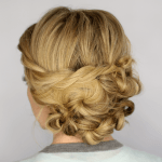 Looped Updo