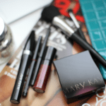 Merry Berry Look with Mary Kay