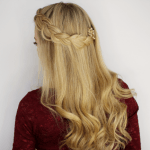 Dutch Headband Braid