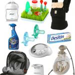10 New Baby Essentials