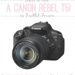 Canon Rebel T5i Giveaway