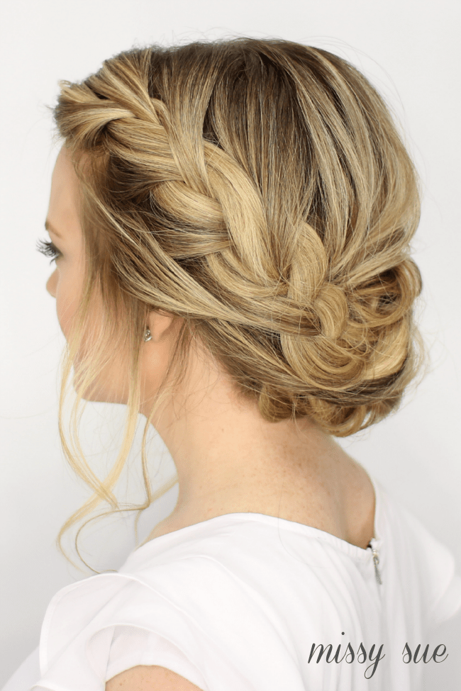 Swell Braided Updos For Work Braids Hairstyles For Women Draintrainus