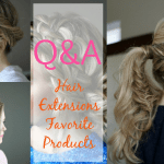 Q&A Part 1 | Hair, Product, Extensions
