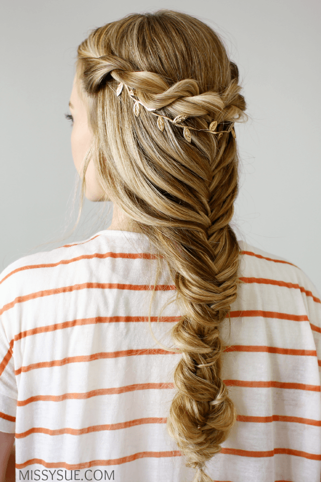 Astounding Hairstyles With Braids For School Braids Hairstyle Inspiration Daily Dogsangcom